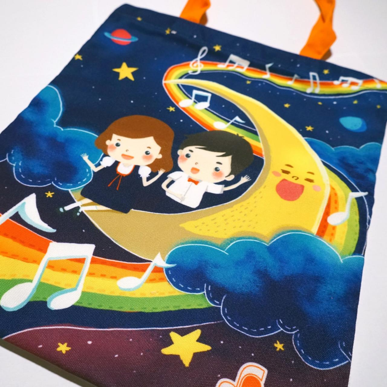 50th Anniversary Canvas Bag
